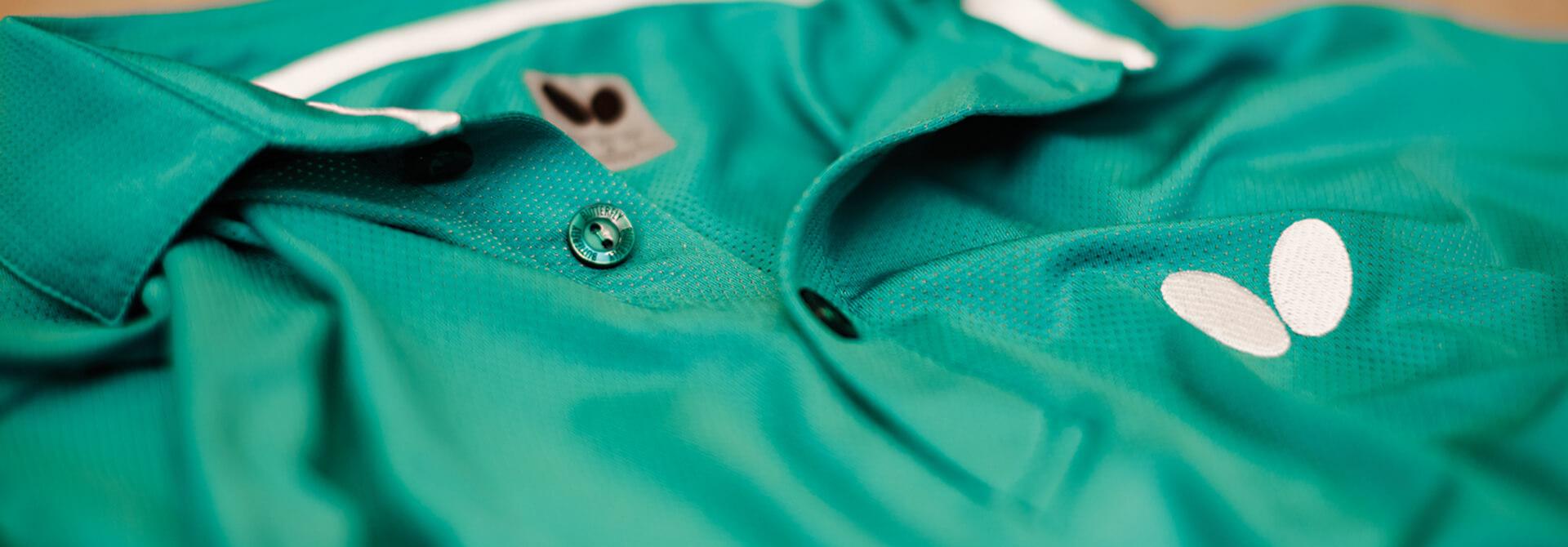 1dcf4080f3 Specjalistyczna odzież Butterfly. Również w segmencie odzieży sportowej ...