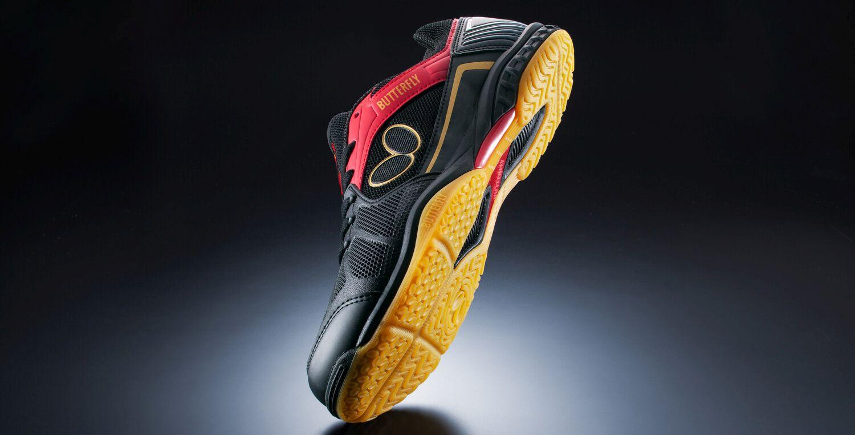buty jako prezent świąteczny dla tenisisty stołowego